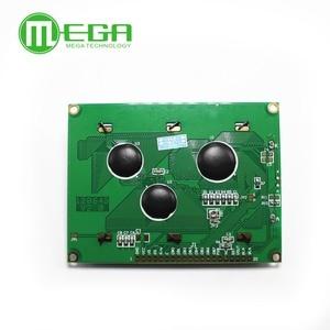 Image 4 - 12864 128x64 도트 그래픽 노란색 녹색/파란색 백라이트 lcd 디스플레이 모듈 st7920 arduino diy 키트 용 병렬 포트