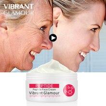 VIBRANT GLAMOUR Argireline face cream Anti wrinkle Aging cremas faciales anti edad Whitening Moisturizing Collagen Cream