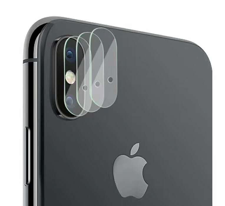 glass For iphone X camera lens protector tempered glass [Case friendly][2 pack] Ultra-thin High Definition