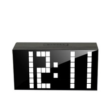 LED Alarm Clock Despertador Temperature Calendar LED Display Electronic Desktop Digital Table Wall Clocks