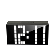 LED Alarm Clock,Despertador Temperature Calendar LED Display,Electronic Desktop Digital Table Wall Clocks