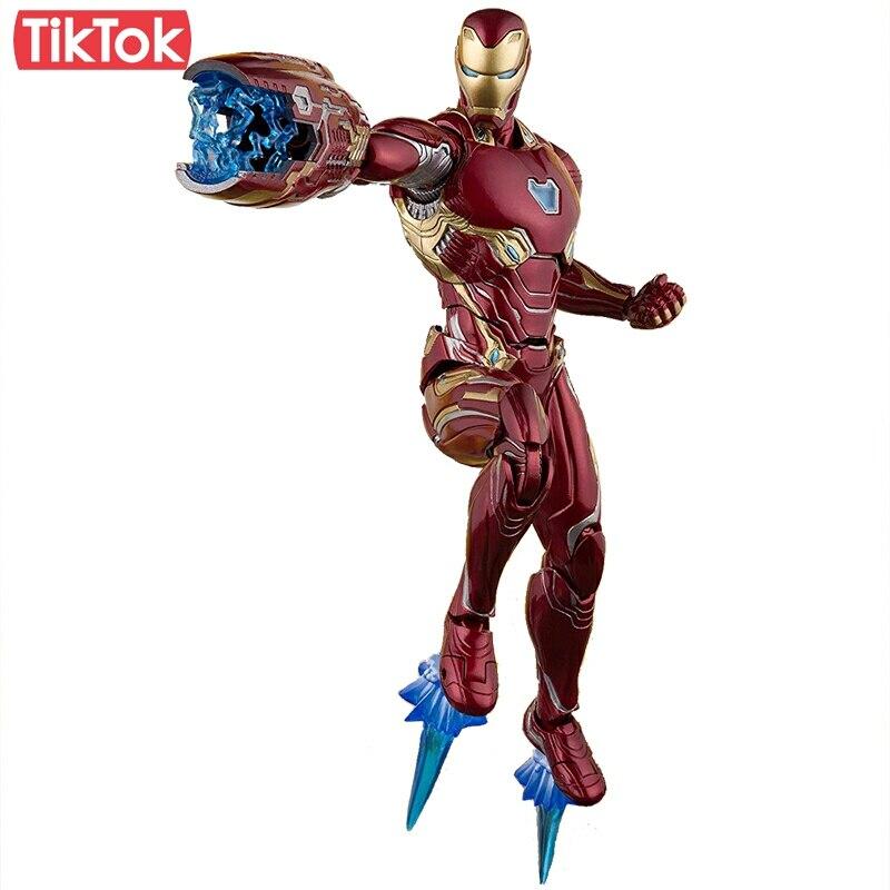 Infinito Guerra Do Filme Avengers Homem De Ferro Ironman Mk50