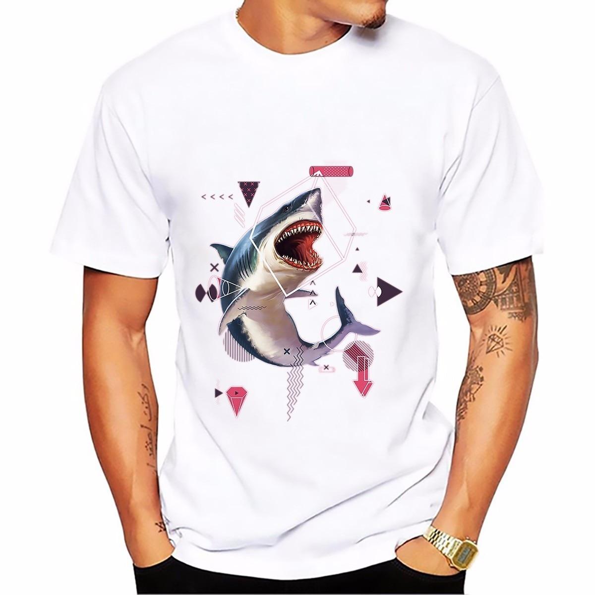 Camisetas de manga corta de verano para hombre, Camiseta blanco nuevo, camiseta artística de ballena, cebra, gorila, tiburón, jirafa con camiseta geek de matemáticas Cubot Max 2 Android 9,0 Octa-Core 6,8