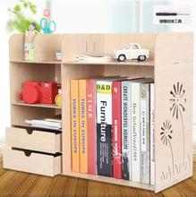 3 Color Book Magazine Holder Storage Box Cute Wooden Table Decor Office  Organizer Tissue Box Assemble
