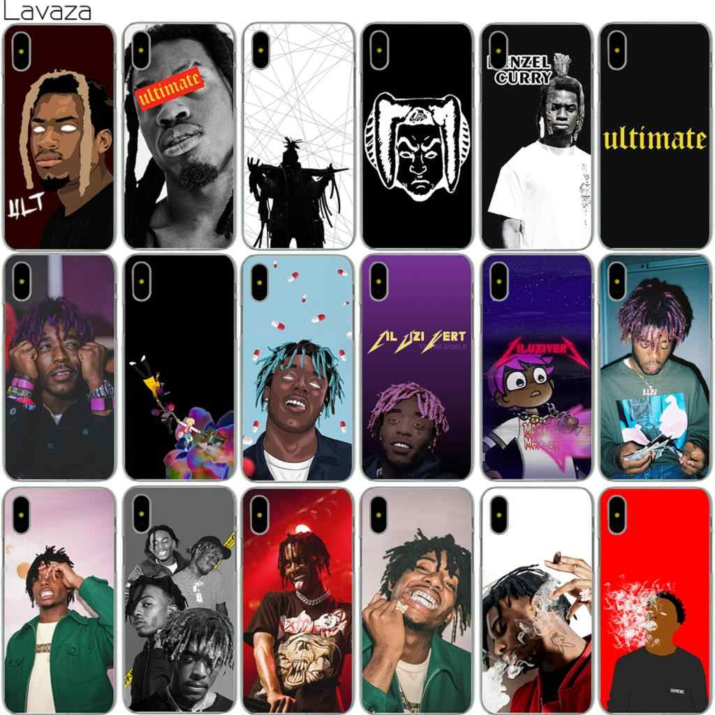 Чехол Lavaza Denzel Curry Playboi Carti для IPhone X 8 7 6 6 S Plus 5 5S SE