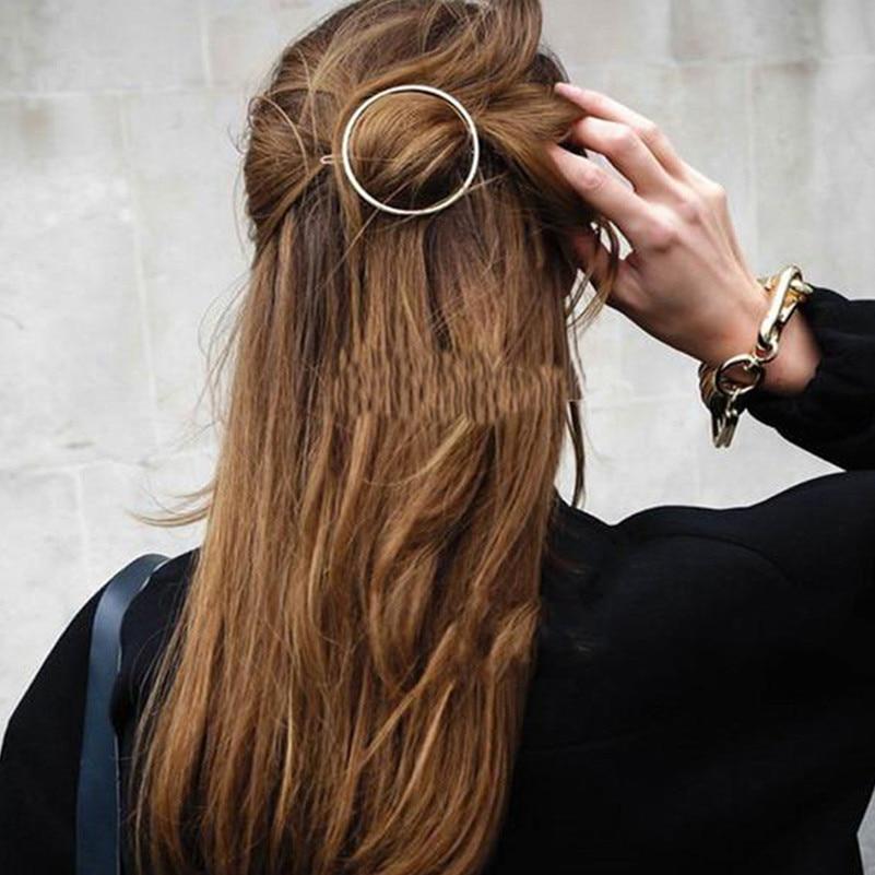 100% Wahr Neue Einfache Charakter Haarnadel Schmuck Runde Haarnadel Frau Haarnadel Kopf Intime Armaturen Bijoux De Teteheadwear Starker Widerstand Gegen Hitze Und Starkes Tragen