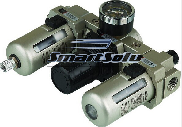 цена на SMC Series F.R.L Combination;SMC AC3000-03 Type;3/8 Port Size;High Quality SMC Filter Regulator Lubricator Combination