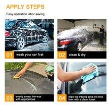 Car Wax Crystal Plating Set Hard glossy Wax Paint Care Scratch Repair Maintenance Wax Paint Surface Coating