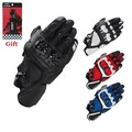New MOTOGP Motorcycle Racing Team S1 Gloves 100% Top Leather GPX gloves Motocross Motorbike Guantes Urban Riders Luvas M1 Gloves