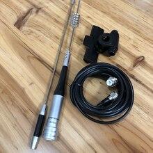 Комплект для Мобильной Антенны SG7200, держатель из нержавеющей стали с высоким коэффициентом усиления, UHF/VHF, для мобильного автомобильного радио, любительской радиоантенны