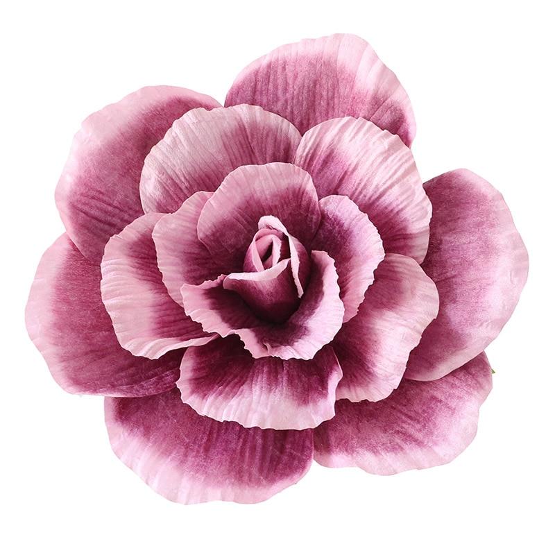 30 / 50cm umjetno cvijeće ruža veliki umjetno cvijeće pozadina - Za blagdane i zabave - Foto 2