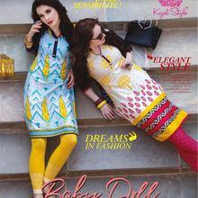 e586330bda Indian Traditional Kurti 3 Quarter Sleeve Cotton Kurta Bollywood Designer  Stylish Tunic Printed Top Women Dress