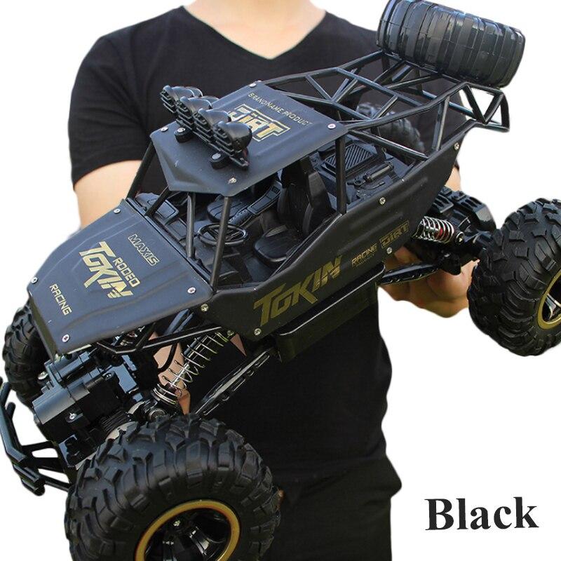 Preço de venda! 7 tipos 1 Pcs 4WD RC Carros de Controle Remoto 2.4G Carro Rastreamento Unidade Modelo Off-Road Do Carro de Condução veículo de Brinquedo Brinquedo Adulto