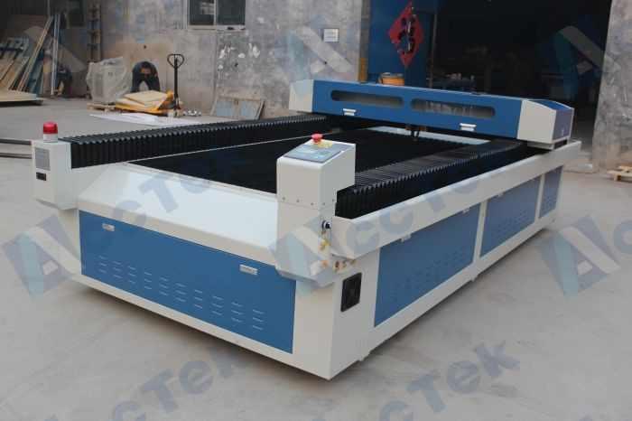 AKJ1325 ขายส่ง!! Fractional co2 เลเซอร์/cnc เครื่องเย็บปักถักร้อยผลิตในประเทศจีน