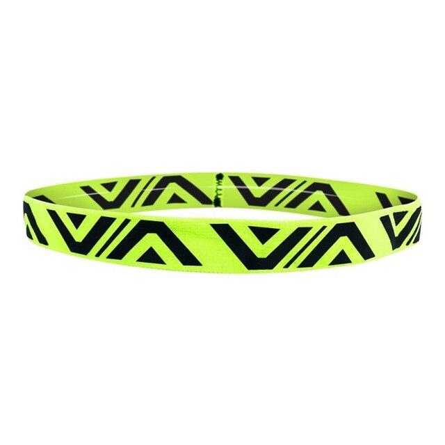 Outdoor Sports Protective Gear Headband Sport Sweat Belt Hair Band Headband men women 3
