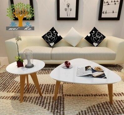 Mesa de centro redonda ikea for Ikea mesas salon centro
