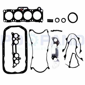 F6 F658 Engine Rebuilding Gasket Kit for Mazda 626 Mk II GC CAPELLA III II GD 1.6 1587cc image