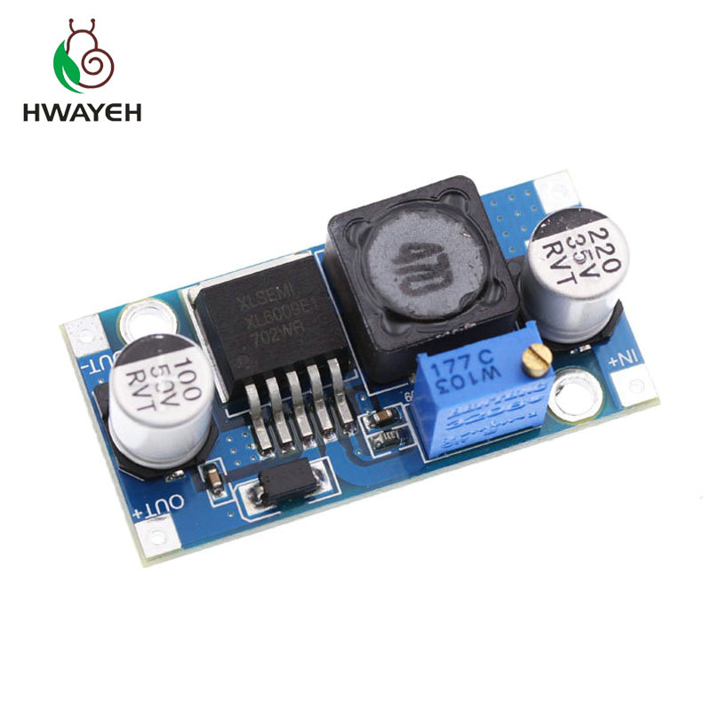 Independent 10pcs Dc-dc Module Power Supply Module Xl6009 Pressure Booster Module Super Lm2577 Dc-dc Booster Step-up Module Integrated Circuits