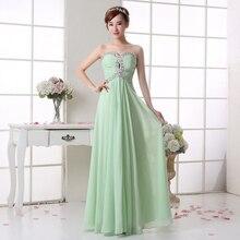 La estrella de mar vestido madrinha Hot Chiffon Crystal Off the Shoulder  Backless A Line Turquoise 3e55b6fa1418