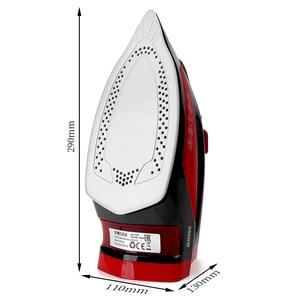 Image 3 - Plancha de vapor portátil, inalámbrica, carga 2600W, 5 velocidades, ajuste de ropa, planchado al vapor, portátil, enchufe europeo