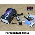 Лазерная Задний Противотуманный Фонарь/Для Mazda 3 Mazda3 M3 Axela Hatchaback 2013 ~ 2015/Супер Водонепроницаемый Сзади Автомобиля Хвост Столкновения Предупреждения огни