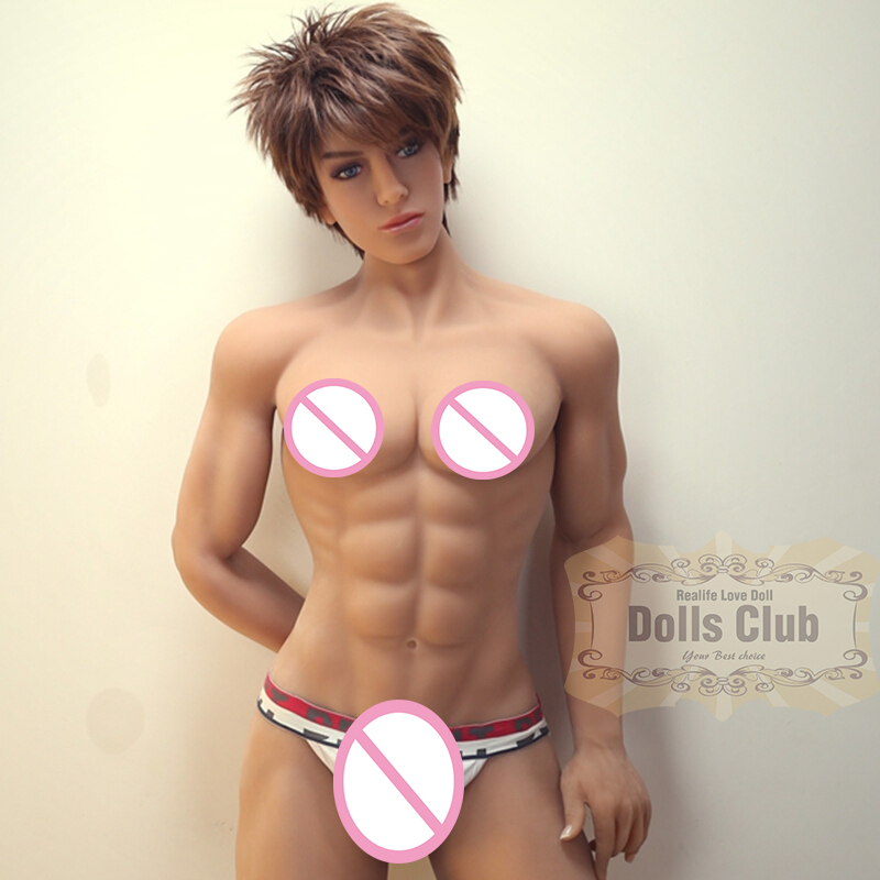 160cm real silicone male sex doll for women with realistic Dildos metal skeleton love doll European American head real TPE dolls