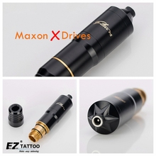 Pen Tattoo-Pen-Machine EZ-FILTER Maxon-Motor Rotary-Cartridge Swiss New V2 Ce with 1piece