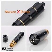 Édition EZ filtre V2 suisse, moteur MAXON, cartouche rotative, stylo de tatouage, Machine avec cordon de Clip, nouveauté