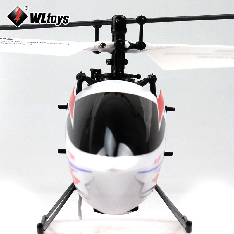Wltoys V911 Pro V911 2 V911 V2 4CH 2.4GHz żyroskop pilot RC helikopter V911 V911 1 Upgrde wersja w Helikoptery RC od Zabawki i hobby na  Grupa 2