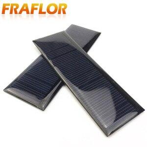Image 4 - Universal 5.5V Standard Epoxy Solar Panels Mini Solar Cells Polycrystalline Silicon DIY Battery Power Charger Module 90x30mm