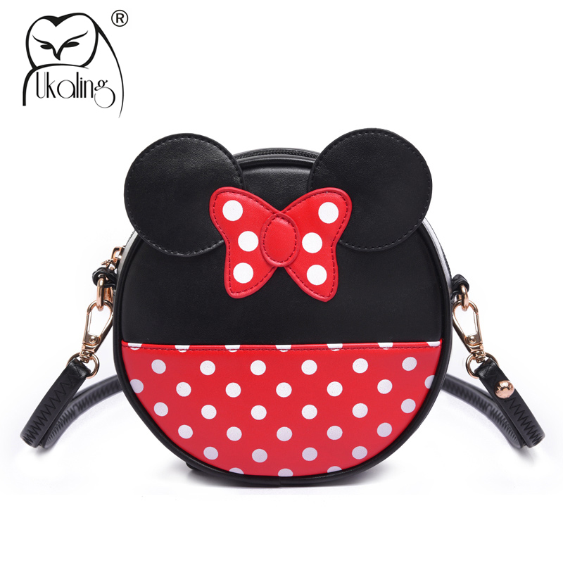 2018 Summer Designers Mini Cute Bag Children Kids Handbag Girls Shoulder Bag Cartoon Messenger Bags Purses Long Strap Wholesale girls mini messenger bag cute plush cartoon kids baby small coin purses lovely baby children handbags kids shoulder bags bolsa