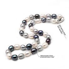 50cm Freshwater Natural Pearl Necklace Women