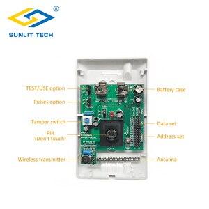 Image 4 - Wireless חיות מחמד חסינות Pir חיישן גלאי בית חכם מערכת אזעקת 433MHz חיישן תנועה עם לחבל Swtich עבור Wifi GSM g90B