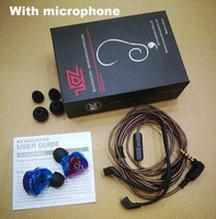 Color Armature Dual Driver Earphone Detachable Cable In Ear Audio Monitors Noise Isolating HiFi Music Earbuds