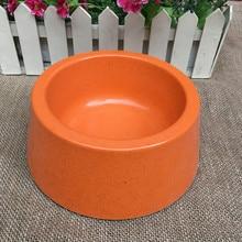 Environmental Bamboo fiber pet bowl dog cat