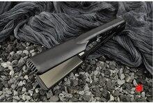 W512 Perfecta Calidad de Titanio Plancha de Pelo Profesional styler endereza los hierros de cerámica rizador plana herramientas de peinado