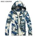 HEE GRAND New Fashion Men Hoodies Jacket Spring Autumn Sunscreen Clothing Men Hoodies  MWW170