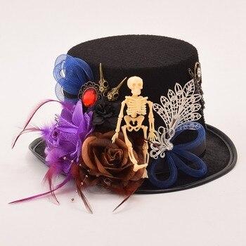 Шляпа в стиле стимпанк в ассортименте 1