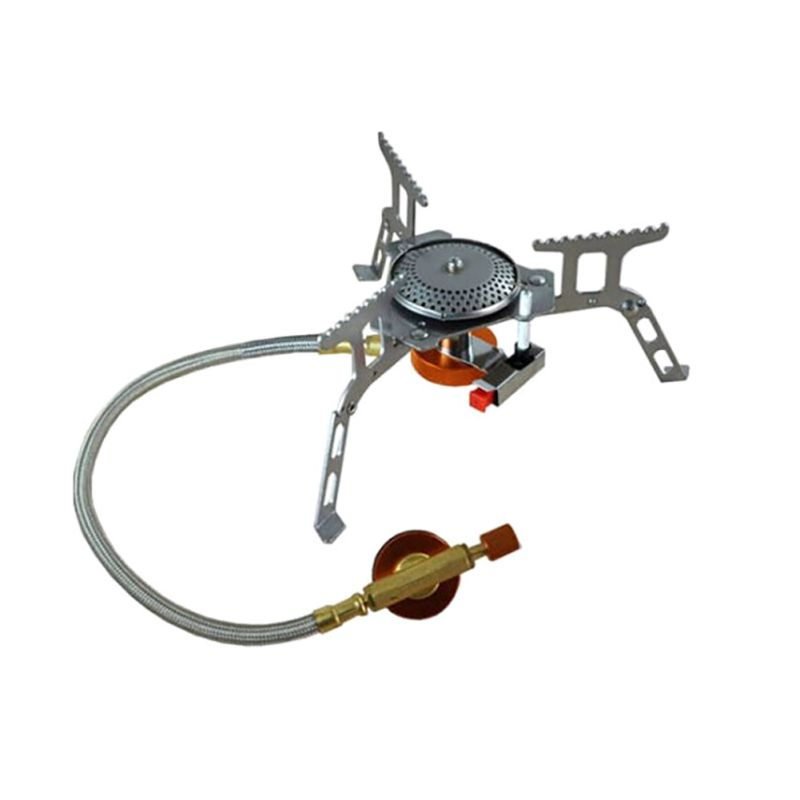 Wholesale Portable Outdoor Picnic Gas Stove With 3500W Igniter Hiking Camping Equipment