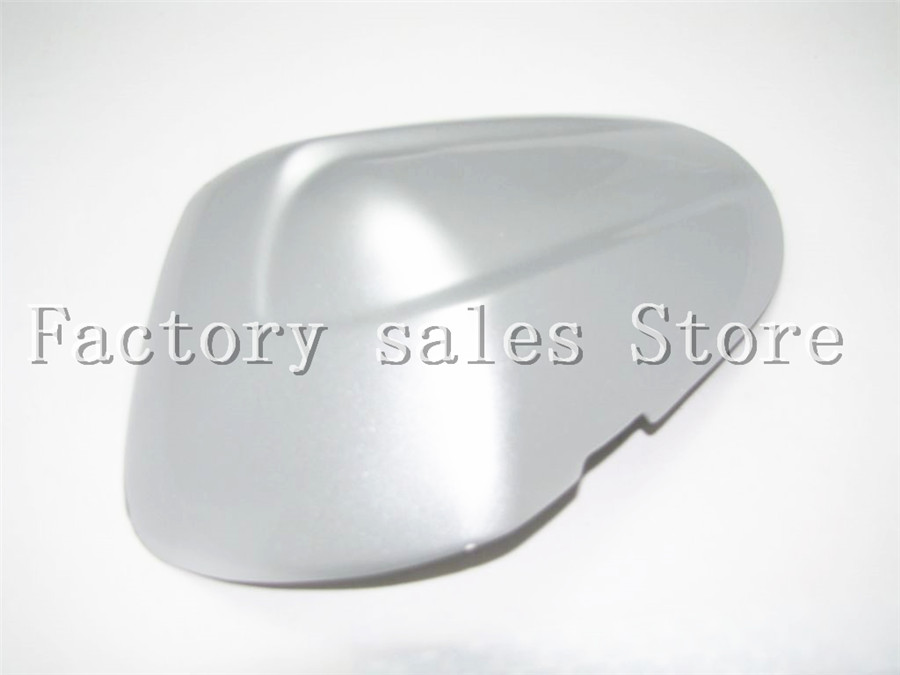 For Suzuki GSXR-1000 GSXR1000 GSXR 1000 K5 2005 2006 Rear Seat Cover Cowl,solo Racer Scooter Seat Motorcycle Silver 05 06