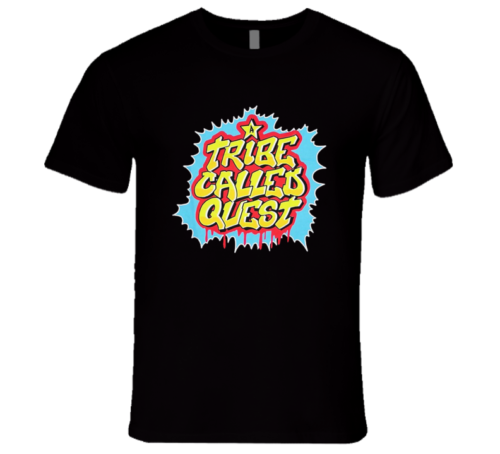 Tribe Called Quest Popular Key And Peele Band TV Show Men's T shirt Black image