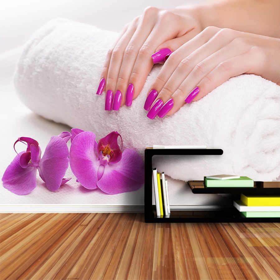 ShineHome-Заказная настенная бумага, настенная бумага s для 3 d гостиной, Фреска в рулонах для ногтей, салонная настенная бумага, диван, магазин, домашний декор