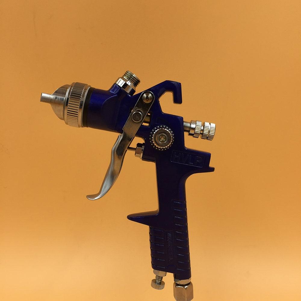 цена на SAT1191 Free Shipping car paint sprayer high pressure air gun professional spray gun hvlp 1.4