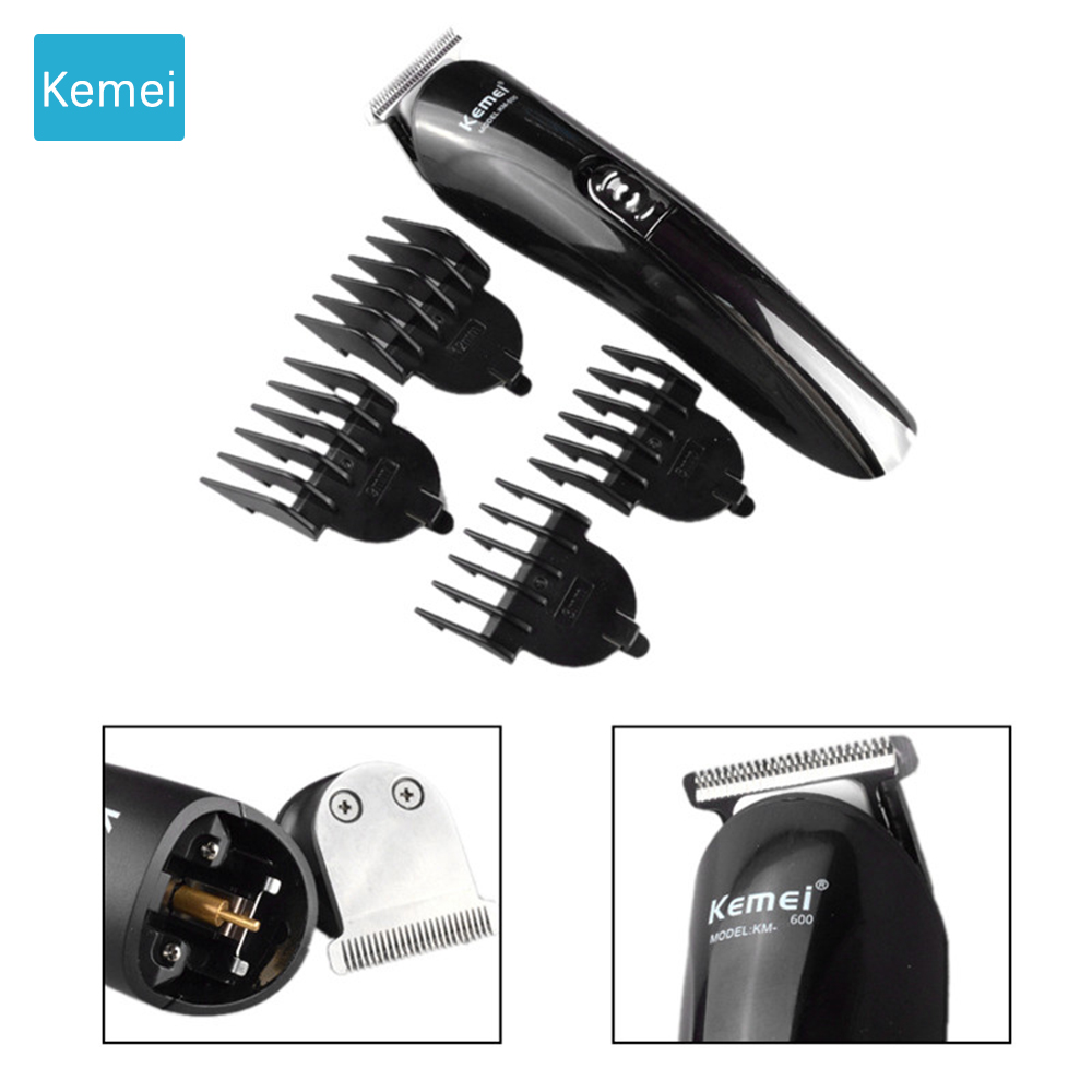 Kemei 6 in 1 trimmer beard trimer beard Hair clipper Machine cut hair Trimer Clipper hair cutting machine Electric Trimmer 5 in Hair Trimmers from Home Appliances