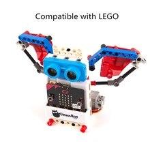 Микро: битная энергия магический блок Плата расширения Armourbit графическое Программирование Совместимо с LEGO