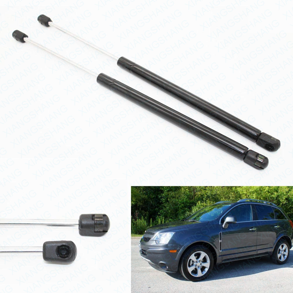 2pcs Hatch Liftgate Boot Auto Gas Spring Lift Support Fits For 2008 Saturn Vue Kit 2010 Chevrolet Captiva 2012 2014 2299 Inch In Strut Bars From