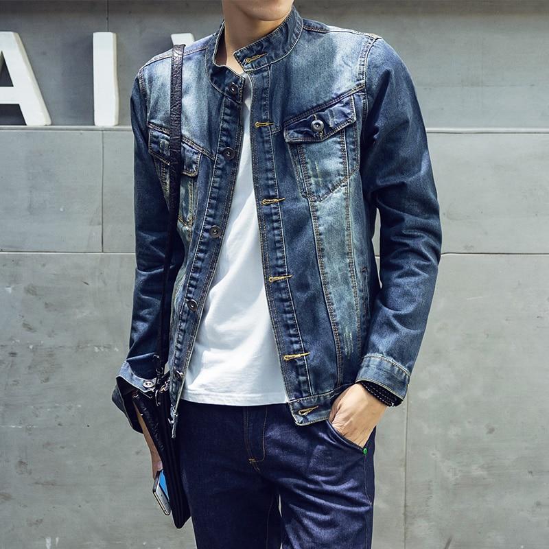 Online Get Cheap Men's Denim Jacket -Aliexpress.com | Alibaba ...