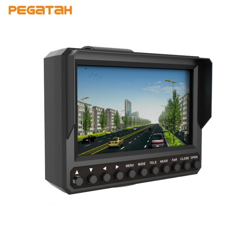 4.3 inch UTC 5MP AHD Camera tester 5MP TVI test monitor 1080P CVI CCTV tester monitor chloé повседневные брюки