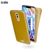 Чехол Color Feel для Huawei Mate 20 lite, золотой,  SBS