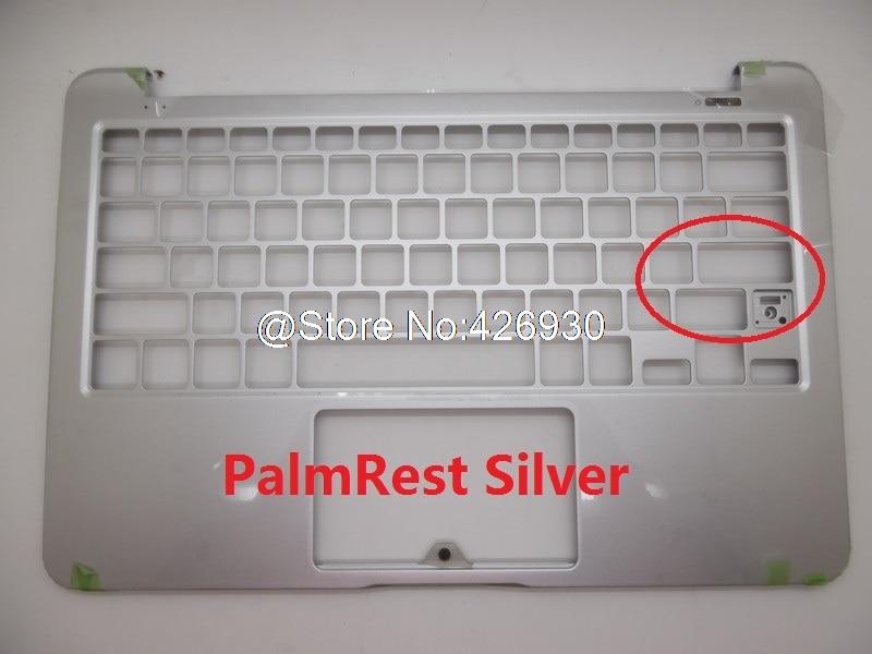 Laptop PalmRest For Samsung NP900X3N 900X3N BA98-00939B BA98-00939C BA98-00939A US Layout Keyboard Bezel Cover NO Touchpad New